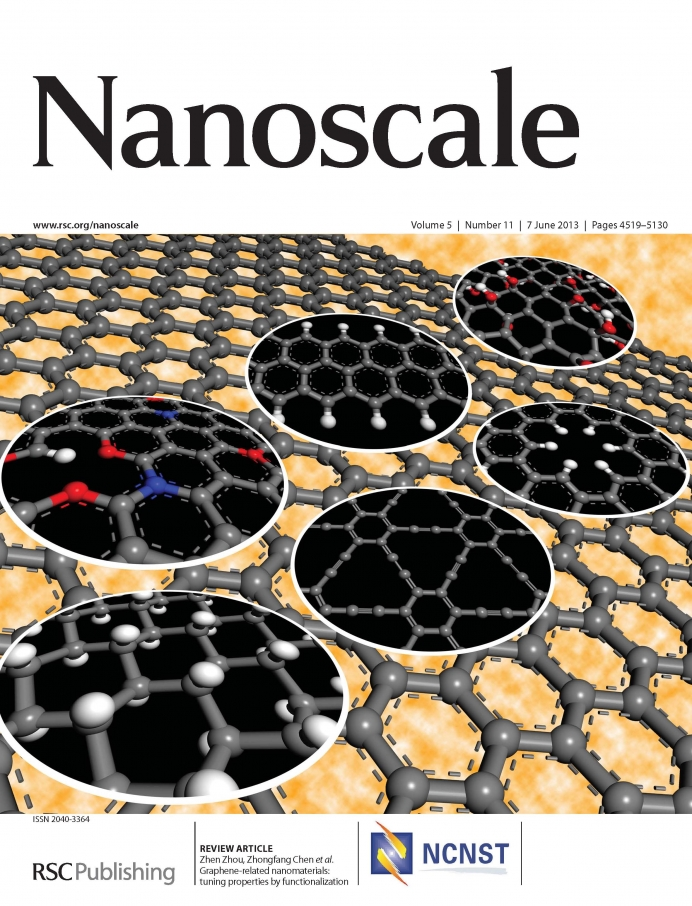 Graphene-related nanomaterials: tuning properties by functionalization